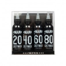 Dynamic Set Greywash 120ml...