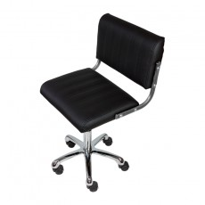 Stool with Backrest Mod.I  Bk