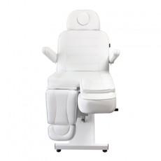 White Stretcher Armchair