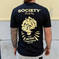 Camiseta Society Needles