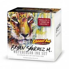 Set Eternal Bryan Sanchez Watercolor 30ml