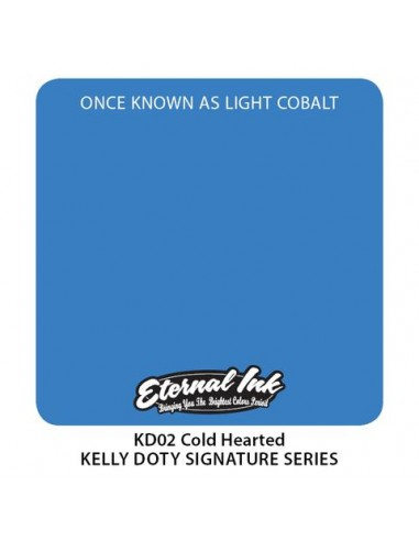 Eternal Ink Cold Hearted 30ml