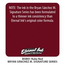 Eternal Ink Ruby Red Bryan...