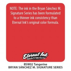 Eternal Ink Tangerine Bryan...