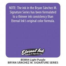 Eternal Ink Light Purple Bryan Sanchez 30ml