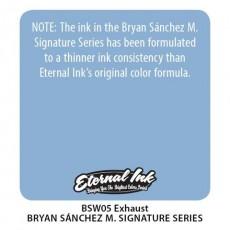 Eternal Ink Exhauts Large Bryan Sanchez 30ml