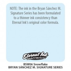 Eternal Ink Snowflake Bryan Sanchez 30ml