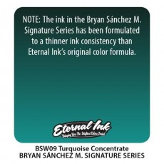 Eternal Ink Turquoise Concentrate Bryan Sanchez 30ml