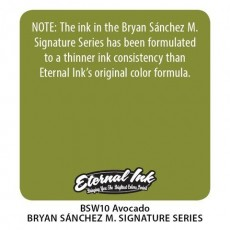 Eternal Ink Avocado Bryan Sanchez 30ml