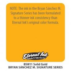 Eternal Ink Solid Gold Bryan Sanchez 30ml