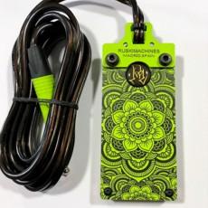 Green Pedal Mandala Ruski