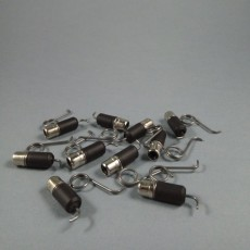 RCA Spiral Adapter to Clip...