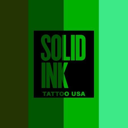 SOLID INK VERDES