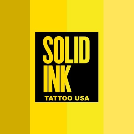 SOLID INK YELLOWS