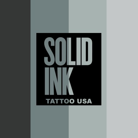 SOLID INK GRAY
