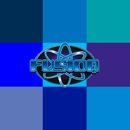 FUSION INK BLUE