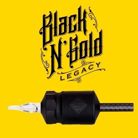 BLACK N GOLD LEGACY TUBO