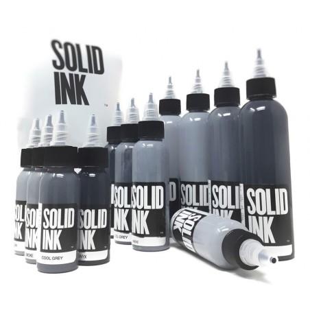 SET SOLID INK OPAQUE GREY