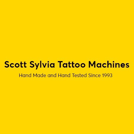 SCOTT SYLVIA TATTOO MACHINES
