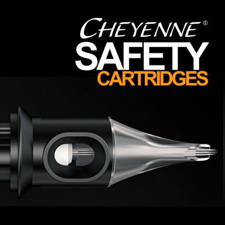 CARTUCHOS SAFETY CHEYENNE