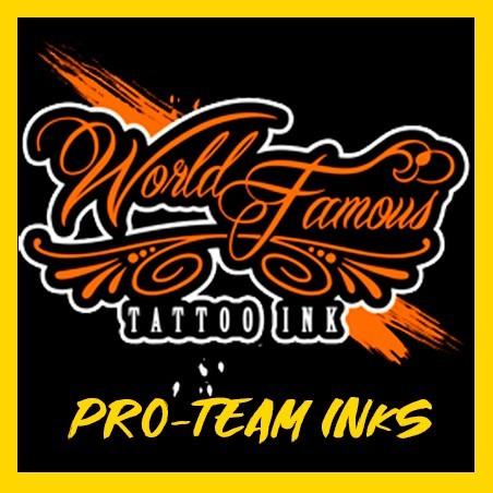 PRO-TEAM WORLD FAMOUS INK