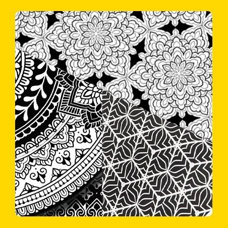 PATTERNS & DOTWORK