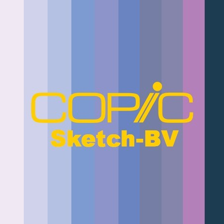 COPIC SKETCH - BV