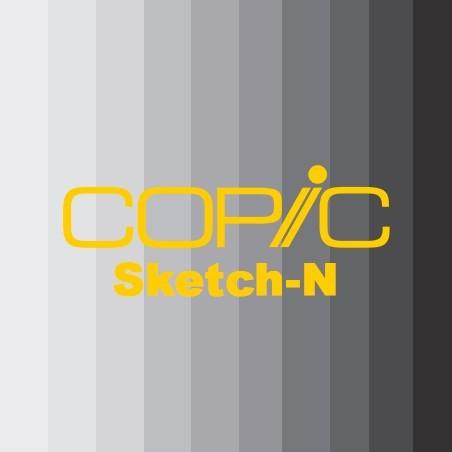 COPIC SKETCH - N