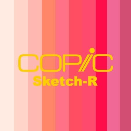 COPIC SKETCH - R
