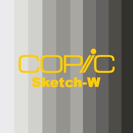 COPIC SKETCH - W