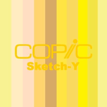 COPIC SKETCH - Y