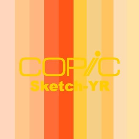 COPIC SKETCH - YR