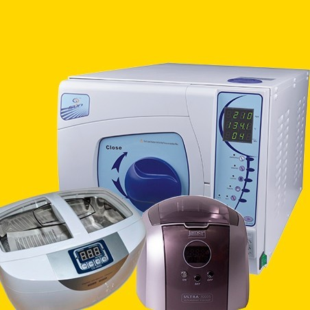 AUTOCLAVES Y ULTRASONIDOS